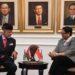 إندونيسيا وعمان تتفقان على زيادة التعاون الاقتصادي و مناقشة قضية فلسطنية