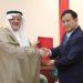 وزير الدفاع الإندونيسي برابوو يستقبل سفير ي الولايات المتحدة و المملكة العربية السعودية